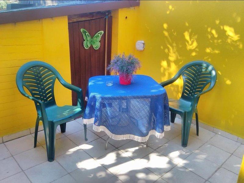 Ferienwohnung mit Gartenblick, vacation rental in Baruth