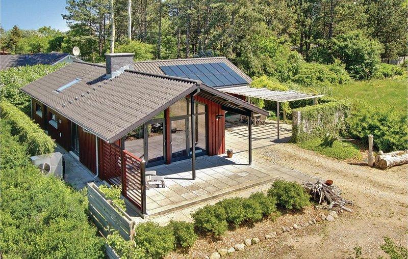 3 Zimmer Unterkunft in Tranekær, location de vacances à Langeland