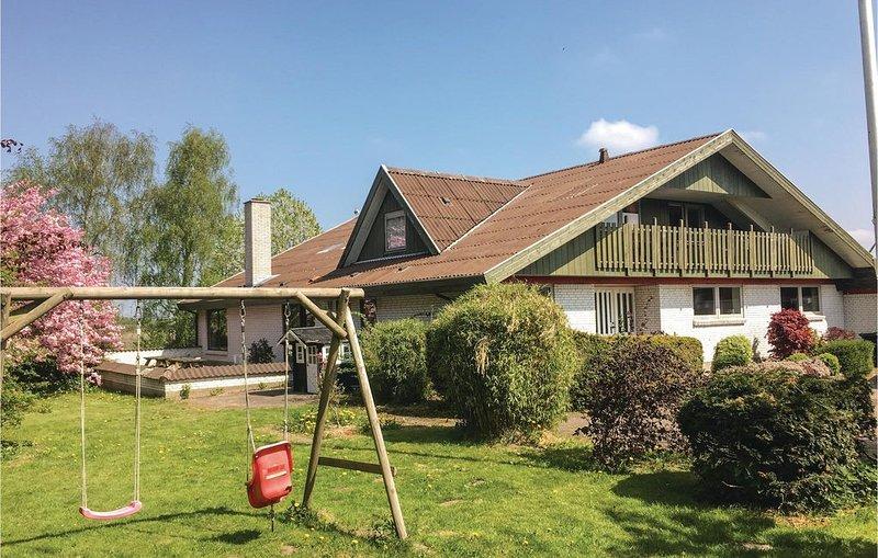 9 Zimmer Unterkunft in Østervrå, vacation rental in Asaa