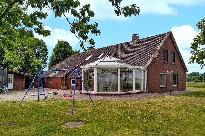 Ferienhaus, Buttforde, location de vacances à Werdum