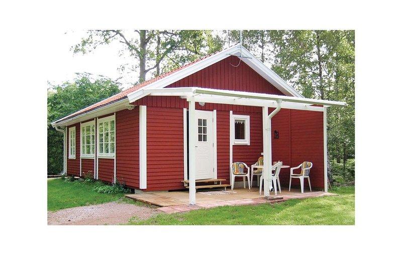 2 Zimmer Unterkunft in Färjestaden – semesterbostad i Kalmar
