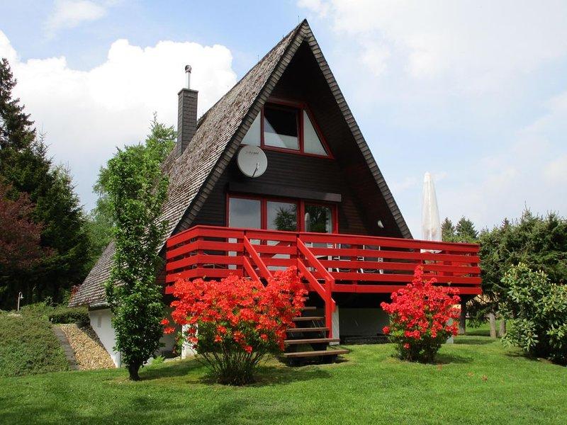 4-Sterne-Urlaub direkt am Hohen Venn, Eifelsteig, Monschau, Nationalpark Eifel, holiday rental in Monschan