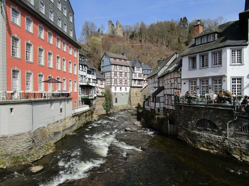 Monschau - la perla del Eifel