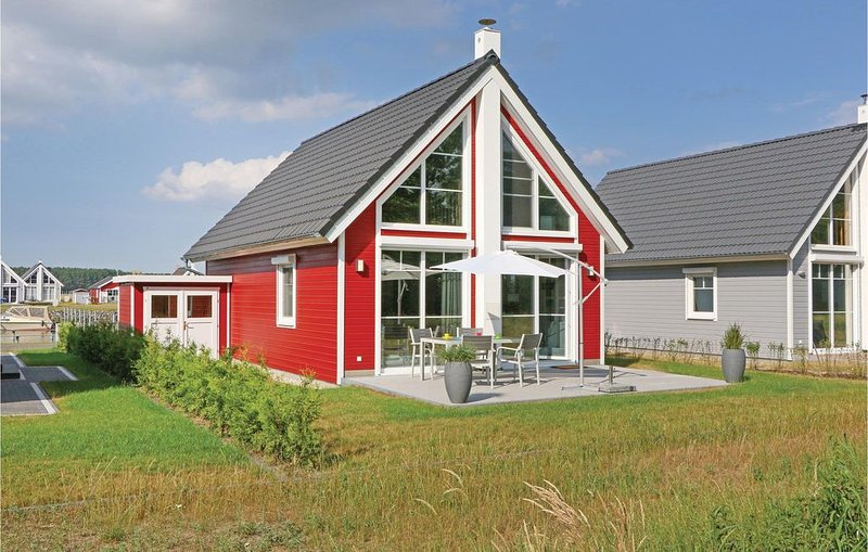 2 Zimmer Unterkunft in Zerpenschleuse, casa vacanza a Wandlitz