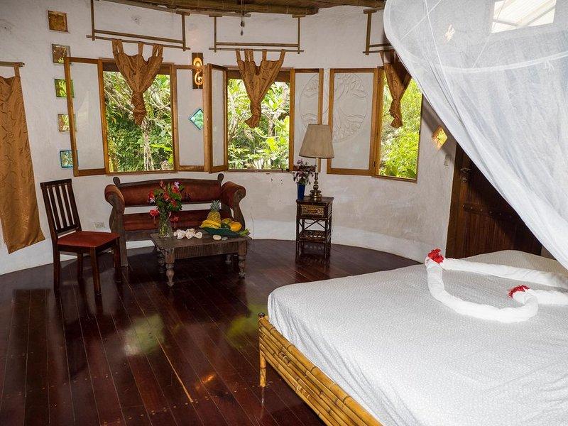 Paradiselodge - Haupthaus, alquiler de vacaciones en Platanillo