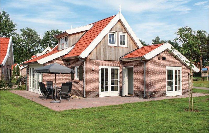 3 Zimmer Unterkunft in Hoge Hexel, vacation rental in Geesteren