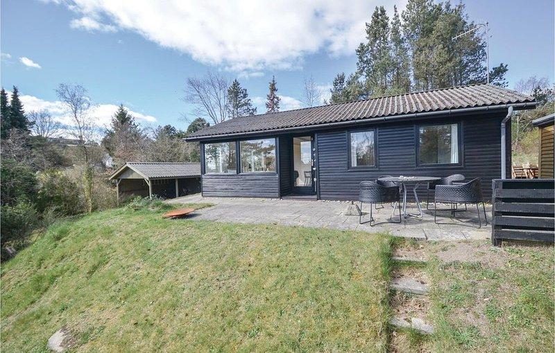 2 Zimmer Unterkunft in Ebeltoft, casa vacanza a Ebeltoft