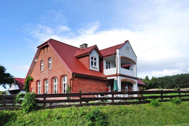 Ferienwohnung, Jelencz, location de vacances à Brodnica Gorna
