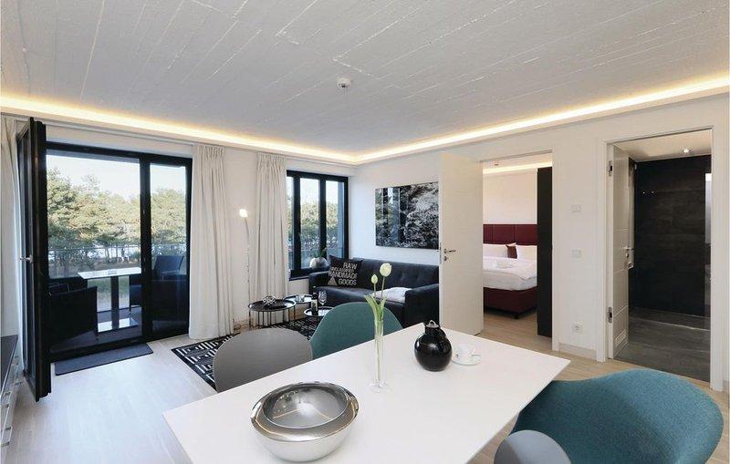 1 Zimmer Unterkunft in Prora/Rügen, location de vacances à Lietzow