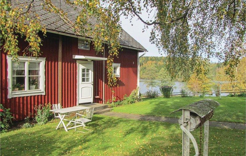 1 Zimmer Unterkunft in Korsberga, vacation rental in Bodafors