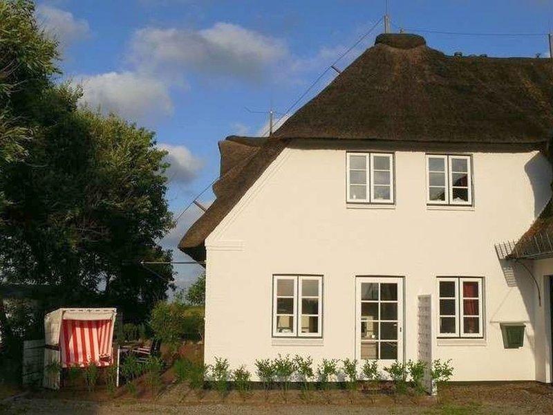 Ferienwohnung/App. für 2 Gäste mit 45m² in Dunsum (105377), holiday rental in Norddorf