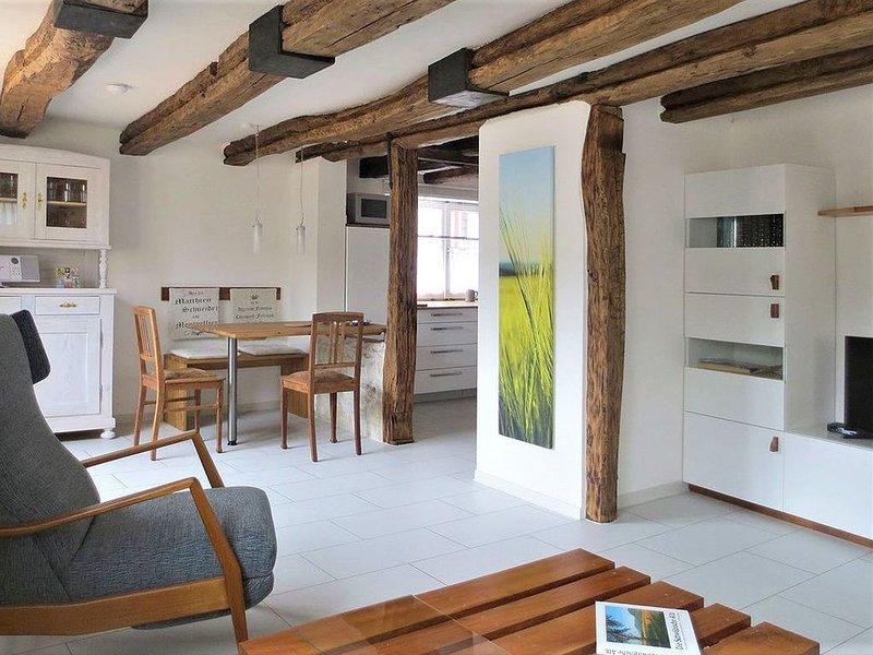 Ferienwohnung mit Terrasse, 68qm, 1 Schlafzimmer, max. 2 Personen, Ferienwohnung in Nürtingen