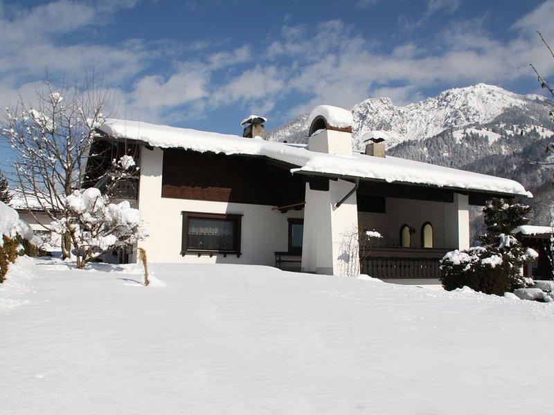 Ferienhaus, mitten im herrlichen Panorama der Montafoner Berge, alquiler de vacaciones en Bludenz