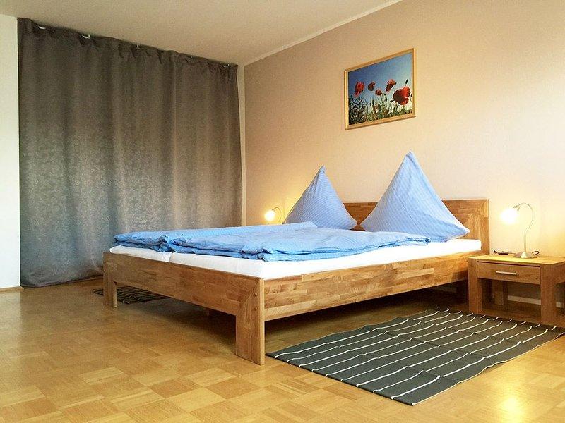Ferienwohnung 2-4 Personen in zentraler Lage im Niederbayer. Bäderdreieck, vacation rental in Eggenfelden
