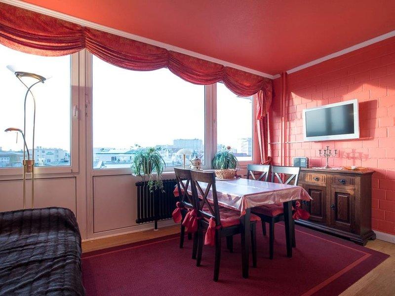 App. Rauls-van Echte 38, holiday rental in Sylt-Ost