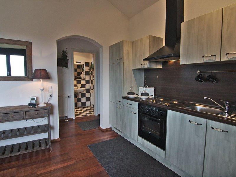 Kais Winzerhof - Wohnung Landvogt, holiday rental in Artzenheim