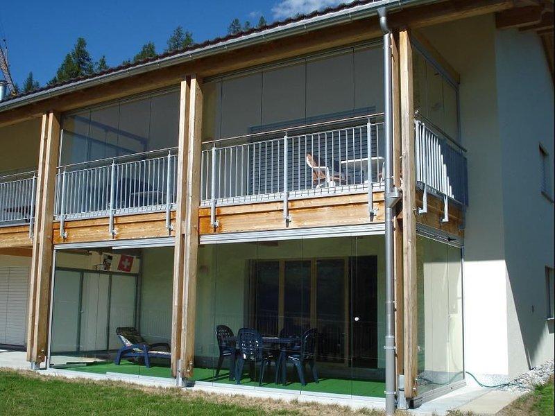 *** Ferienwohnung im Haus Primel, Vazerol, holiday rental in Wergenstein
