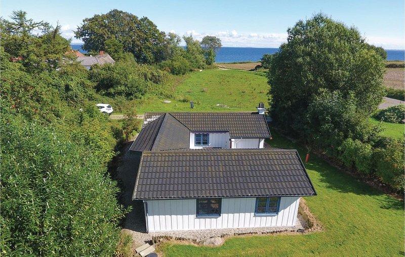 3 Zimmer Unterkunft in Augustenborg, alquiler vacacional en Helnaes