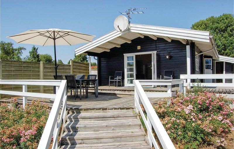 3 Zimmer Unterkunft in Hejls, location de vacances à Brenderup