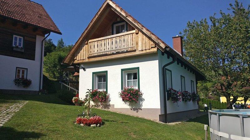 Winzerhaus im Schilcherland, location de vacances à Hirschegg Rein