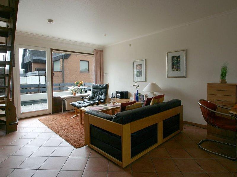 Ferienwohnung/App. für 3 Gäste mit 60m² in Westerland auf Sylt (76320), location de vacances à North Friesian Islands