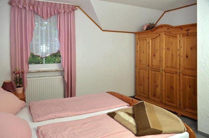 Fewo 1| perfekt fuer den Urlaub mit Ihren Liebsten-Schlafzimmer 2