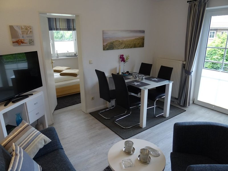 Fewo 14 Haus Nautic in Laboe, holiday rental in Laboe
