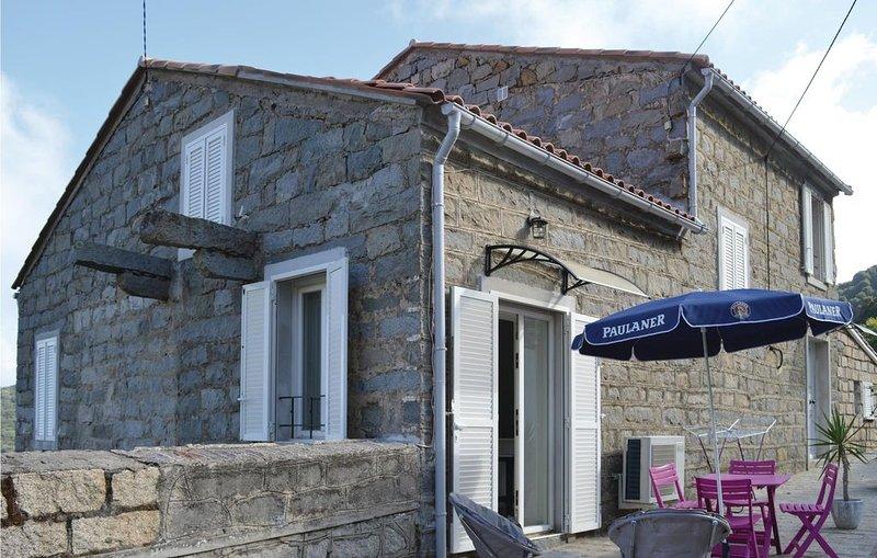 2 Zimmer Unterkunft in Sollacaro, vacation rental in Petreto-Bicchisano