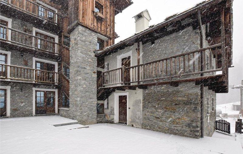 2 Zimmer Unterkunft in Valgrisenche (AO), vacation rental in Valsavarenche
