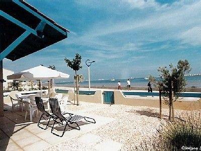 Terrace at the lagoon