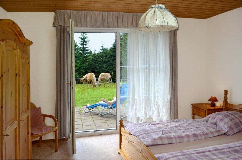Fewo 1| perfekt fuer den Urlaub mit Ihren Liebsten-Schlafzimmer 1
