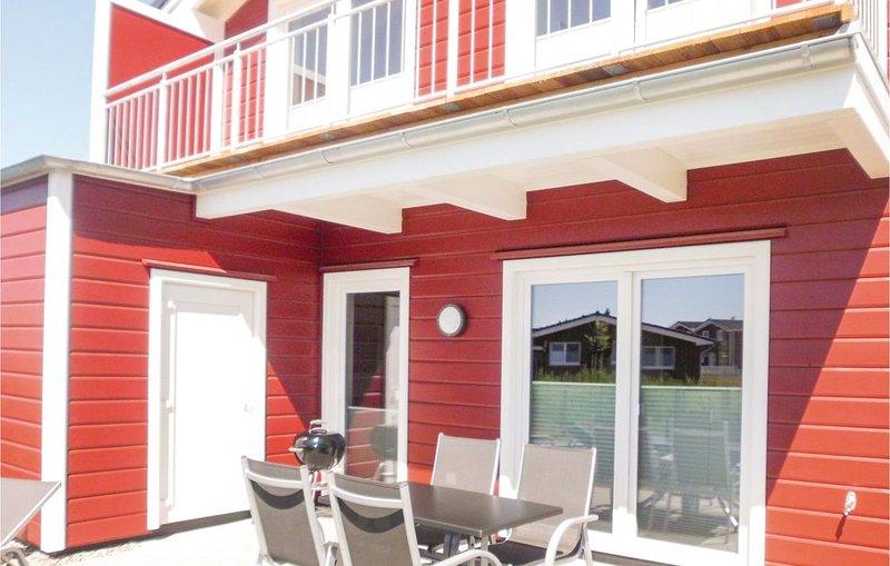 3 Zimmer Unterkunft in Dagebüll, holiday rental in Dagebull