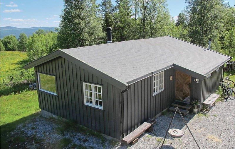 2 Zimmer Unterkunft in Gol, vacation rental in Buskerud