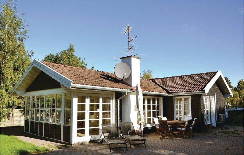 4 Zimmer Unterkunft in Hornbæk – semesterbostad i Hornbaek