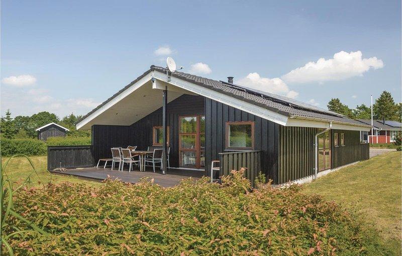 3 Zimmer Unterkunft in Hovborg, aluguéis de temporada em South Jutland