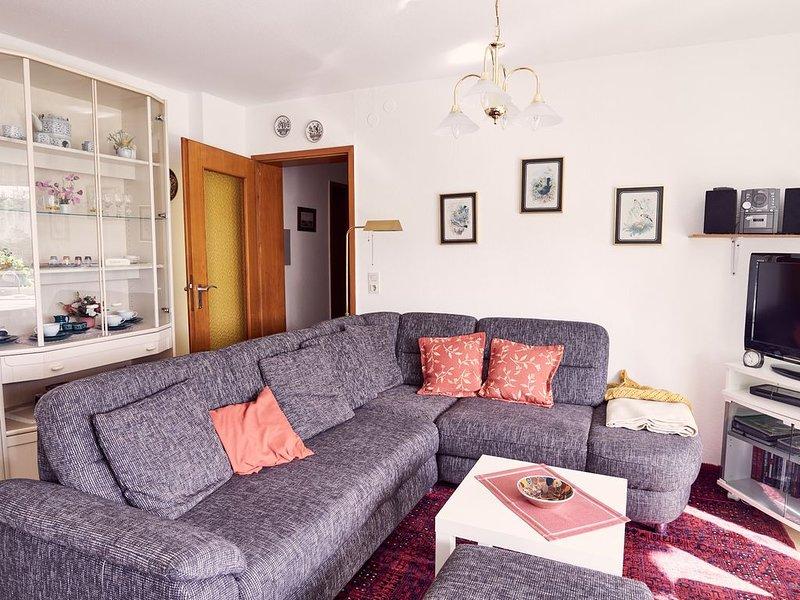 FeWo Walter - Wohnung 5 St. Andreasberg, Südhang, ruhig, familienfreundlich, vacation rental in Sankt Andreasberg