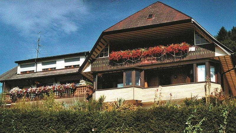 Ferienwohnung - Typ A, alquiler vacacional en Todtmoos