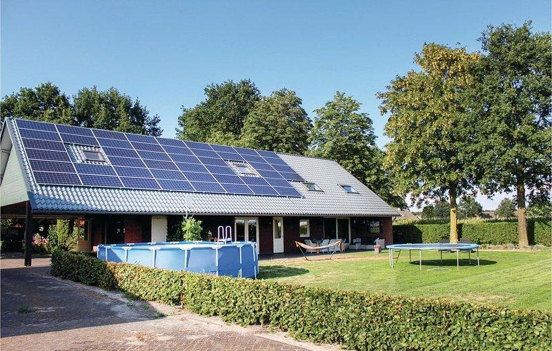 4 Zimmer Unterkunft in Boekel, holiday rental in Veghel