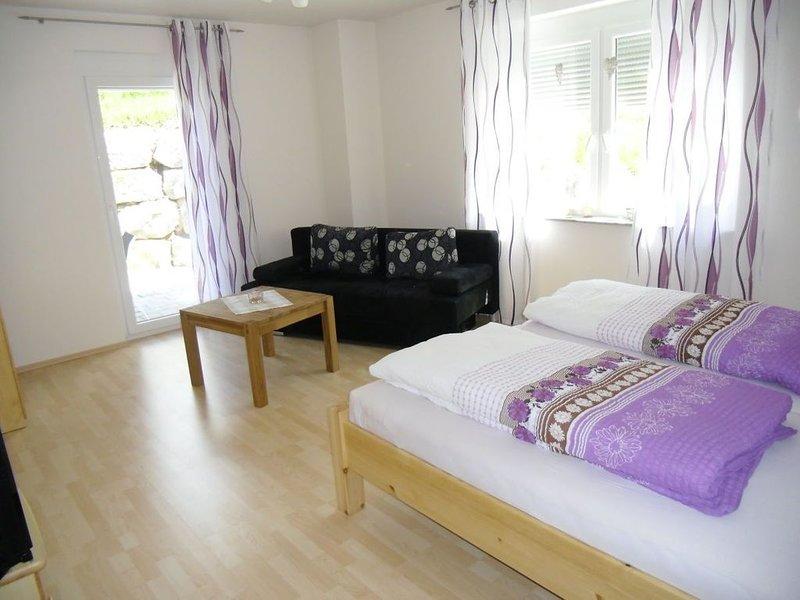 Ferienwohnung, 45qm, 1 Schlafzimmer, max. 3 Personen, alquiler vacacional en Sasbachwalden