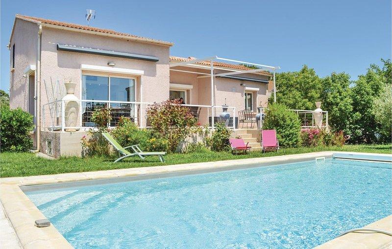 3 Zimmer Unterkunft in Sta Maria Poggio, vacation rental in Valle-di-Campoloro