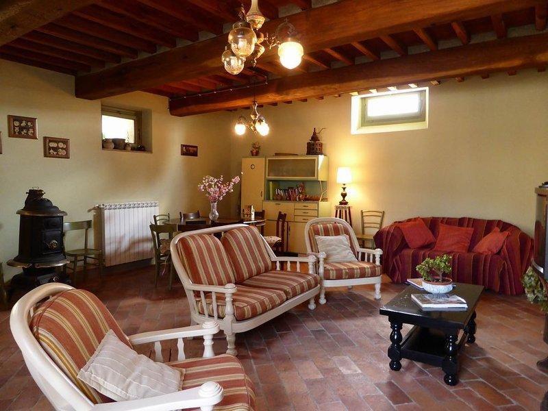 Ferienhaus in Matraia,Lucca,Terrasse,familienfreuendlich,free Wi Fi,bis 6 Pers, location de vacances à Ciciana