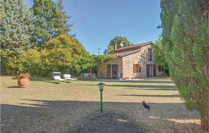 1 Zimmer Unterkunft in Capolona -AR-, vacation rental in Talla