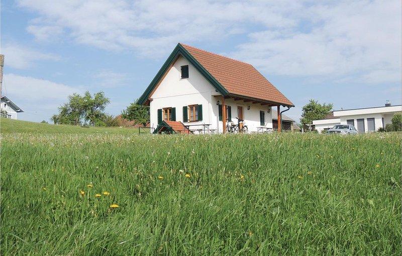 1 Zimmer Unterkunft in Steingraben, location de vacances à Kukmirn