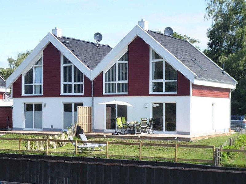 Ferienhaus mit Kamin, Sauna, Whirlpool, W-Lan incl., holiday rental in Uelsen