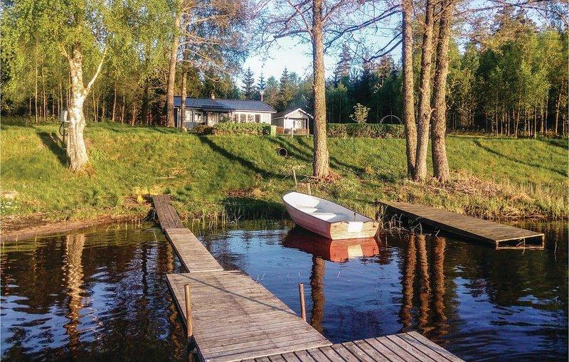 2 Zimmer Unterkunft in Gislaved, holiday rental in Hestra