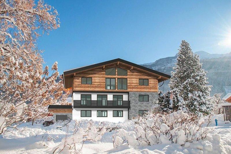 Appartementhaus Baderhäusl, Bramberg am Wildkogel, location de vacances à Bramberg am Wildkogel