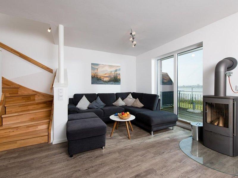 Modernes Ferienhaus direkt an der Schlei & in unmittelbarer Ostseenähe mit drei, holiday rental in Maasholm