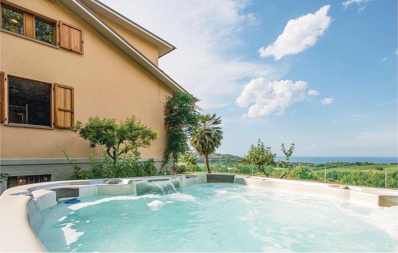 4 Zimmer Unterkunft in Fano PU, holiday rental in Carpegna