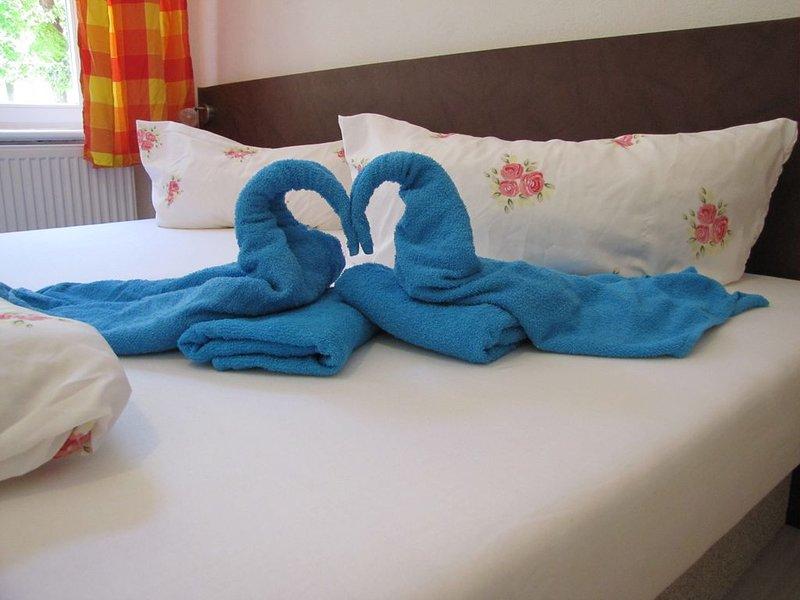 Apartment zum kleinen Preis für 2 Personen, vacation rental in Dresden