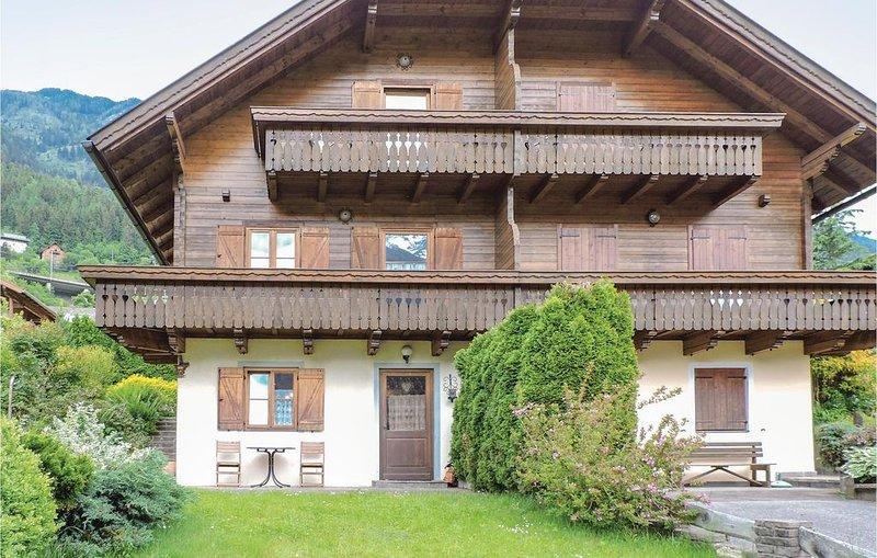 2 Zimmer Unterkunft in Reisseck/Kolbnitz, vacation rental in Kolbnitz